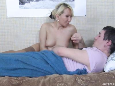 Mama mit sohn porno Mutter Fickt