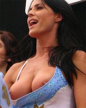 Pamela Sosa  nackt