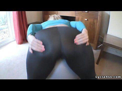 Lycraass Lycra ass