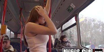 Teen porn bus Bus driver