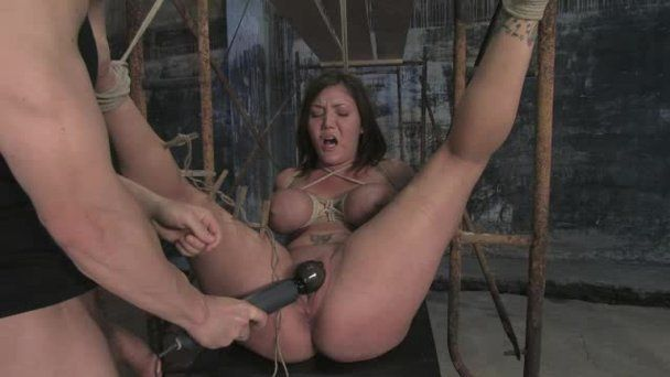 Thunderstorm reccomend Bound woman beingg fucked
