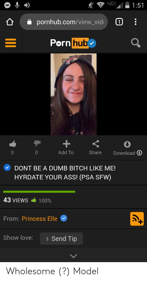 Big Ass Dumb Bitch Porn