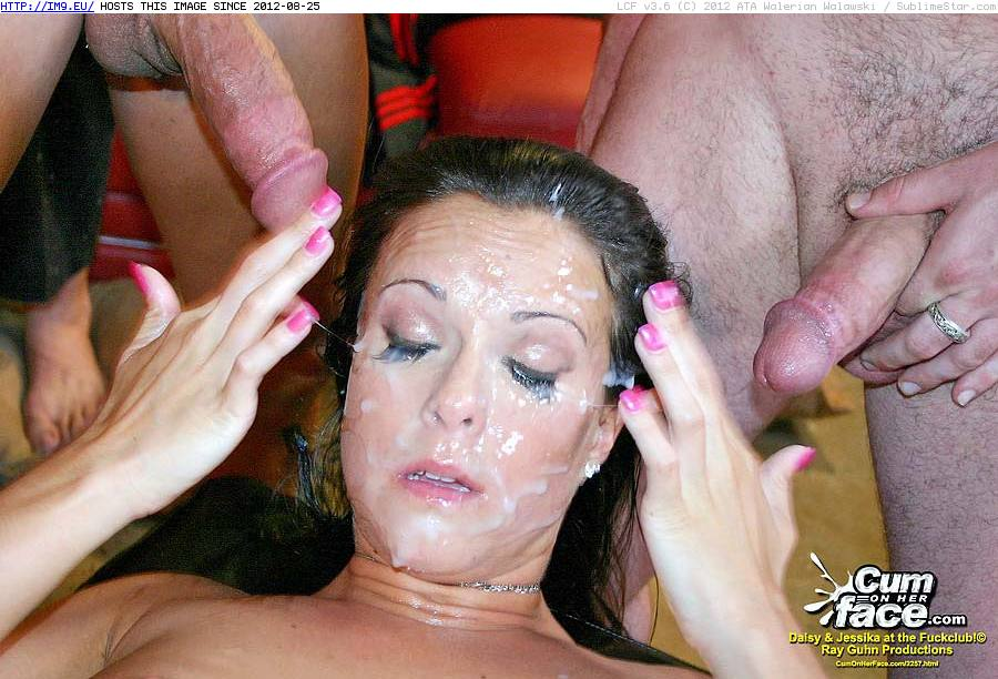 best of Load on cumm sexy shaved face blowjob penis