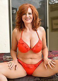 Mushroom reccomend Red head milf with monster tits