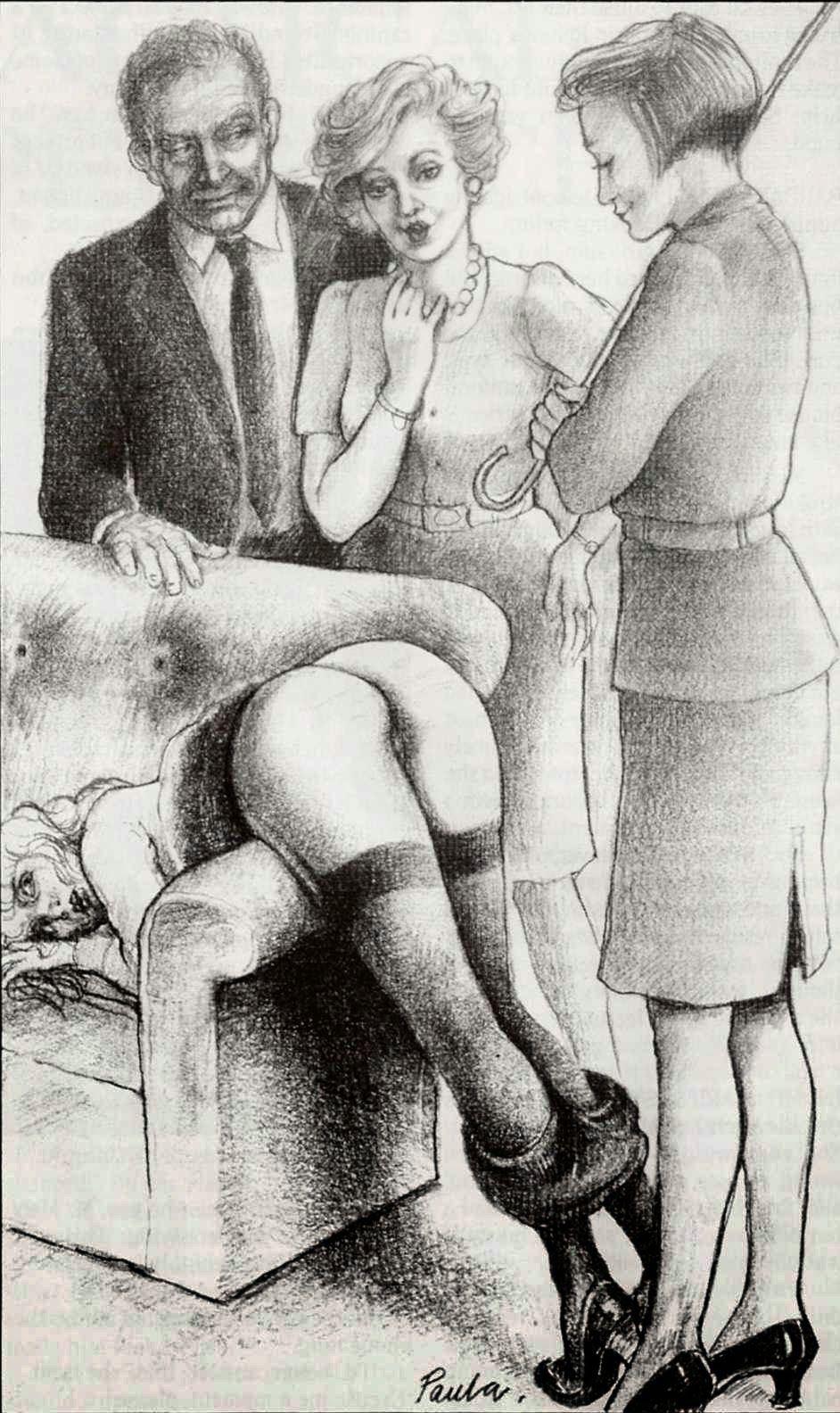 Ribeye reccomend uniform spanking