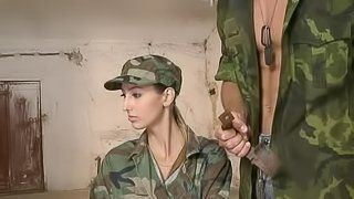 best of Army woman