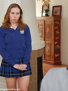 Cheeto reccomend spanking uniform