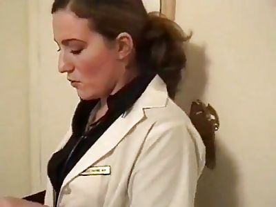 Spanking uniform