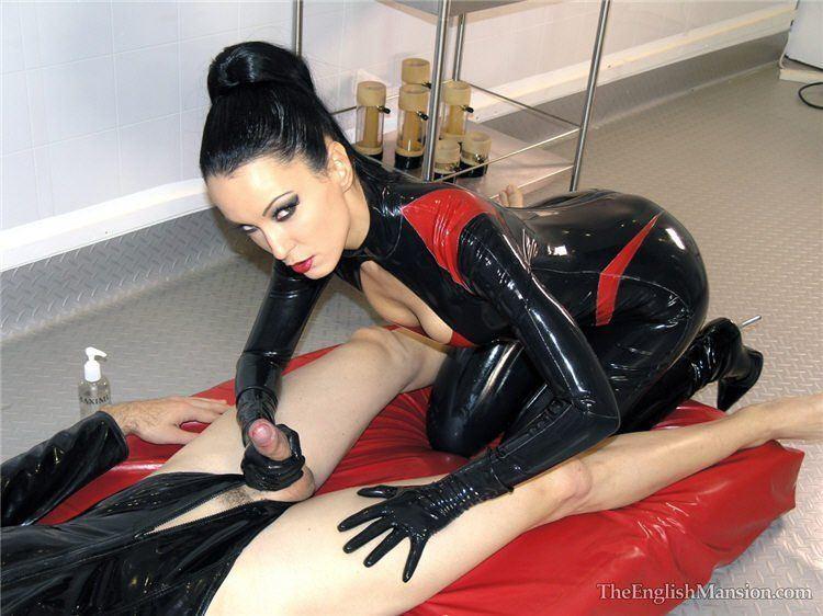 Twix reccomend rubber fetish