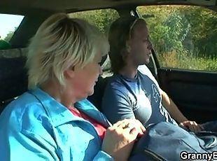 Ballgame reccomend granny hitchhiker