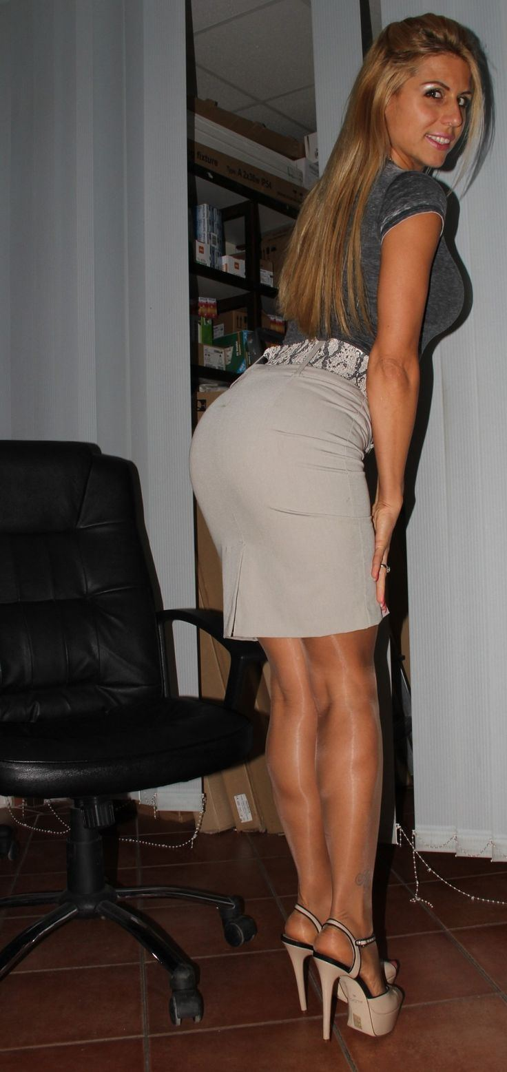 best of Pantyhose Sexy modeling milf