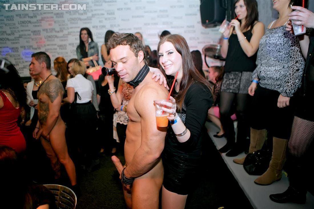 Budweiser reccomend Naked party girl slut