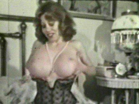Big tits retro milf