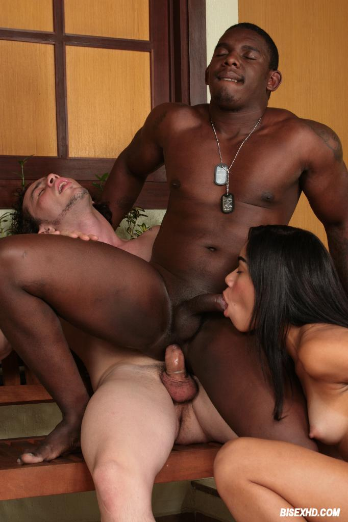 Ebony bisexual mmf galleries Bisexual
