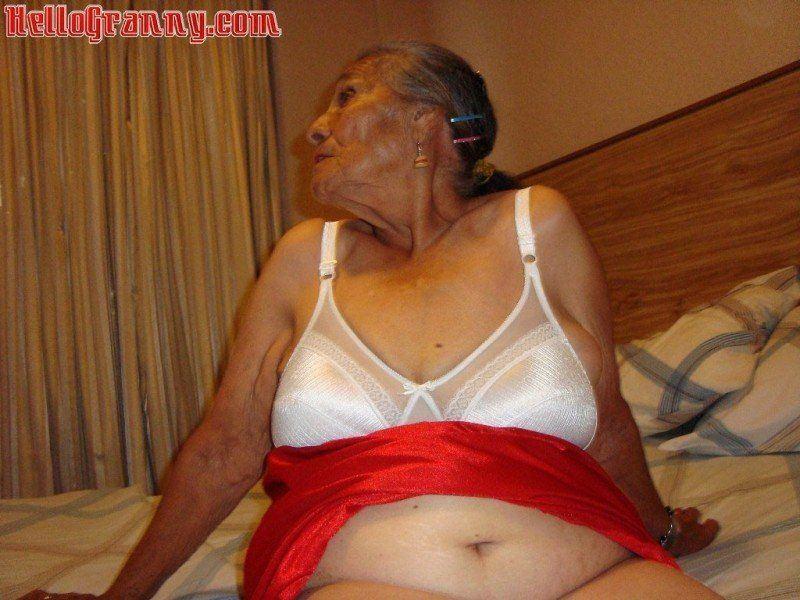 Fat mexican granny