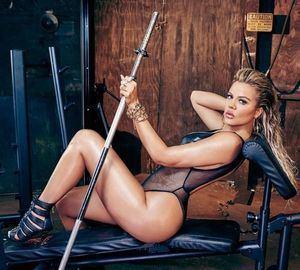 best of Nude hardcore kardashian Khloe